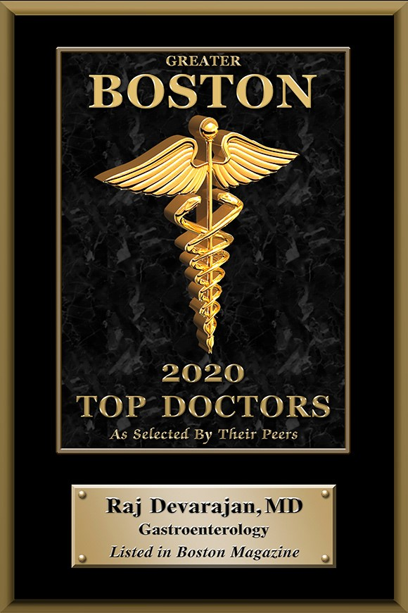 Top Doctor Awards 2020